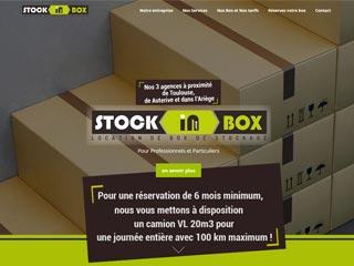 Screenshot stockinbox.com